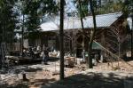 遊楽木舎のガーデン